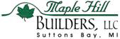 Suttons Bay Contractor Maple Hill Builders