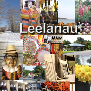 Leelanau App with Suttons Bay Information